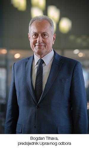 Bogdan Tihava, predsjednik Upravnog odbora